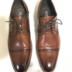 Stacy Adams Brown Men's dress shoes - size 12